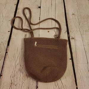 The Sak woven shoulder bag